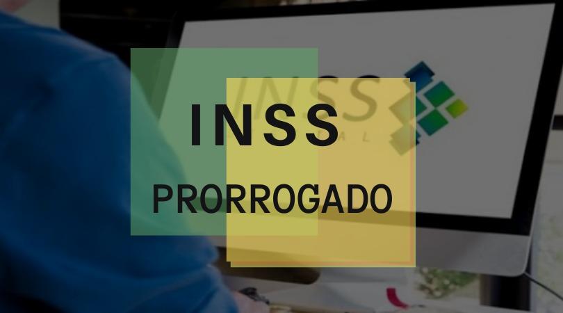INSS: CONTRIBUIÇÕES PATRONAIS RELATIVAS À COMPETÊNCIA MAIO/2020 TEM RECOLHIMENTO PRORROGADO