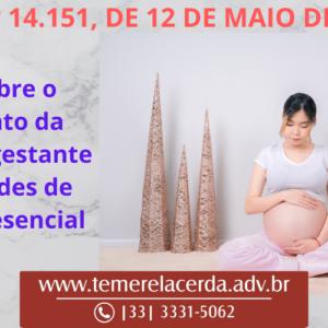 LEI Nº 14.151, DE 12 DE MAIO DE 2021